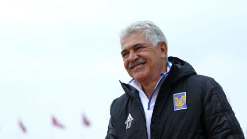 Ricardo Ferretti feliz por triunfo con Tigres