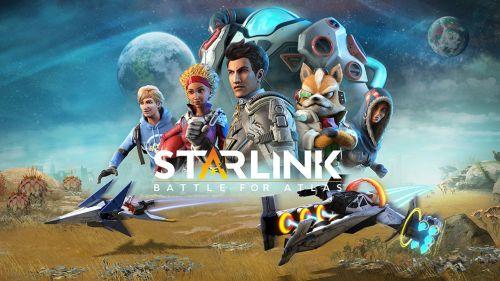 El equipo de Star Fox hace su aparición especial en la versión de Nintendo Switch