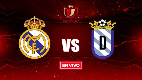 EN VIVO Y EN DIRECTO: Real Madrid vs Melilla