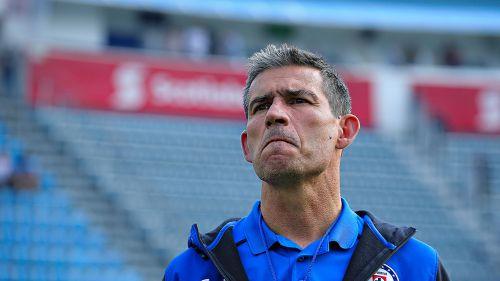 La más reciente experiencia del Yayo como director deportivo, fue en Cruz Azul