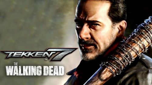 Negan llegará en el season pass 2 de Tekken 7