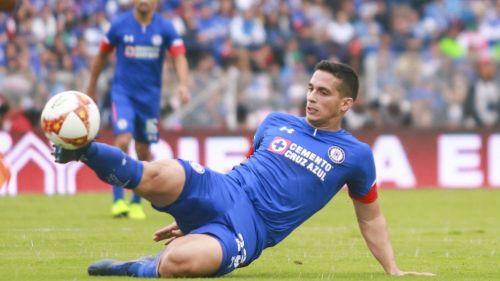 Iván Marcone durante un partido en Ciudad Universitaria