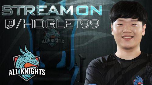 Hoglet quiere brillar con All Knights