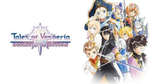 Tales of Vesperia Definitive Edition ya está disponible