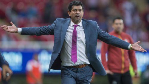 Cardozo reclama una decisión al silbante en Copa