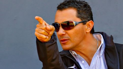 Ríos, durante su etapa como directivo