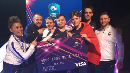 Francia se convierte en Campeón del Mundo