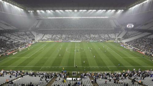 Arena Corinthians de Sao Paulo, durante Copa del Mundo