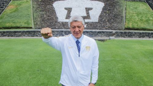 Chucho Ramírez, presidente deportivo de Pumas