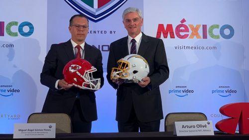 Conferencia de la NFL México