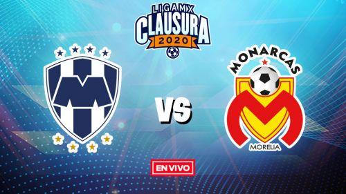 EN VIVO Y EN DIRECTO: Monterrey vs Morelia