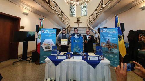 La presentación del Medio Maratón de Guadalajara
