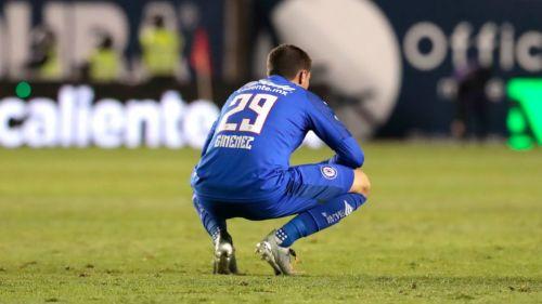 Cruz Azul perdió ante San Luis