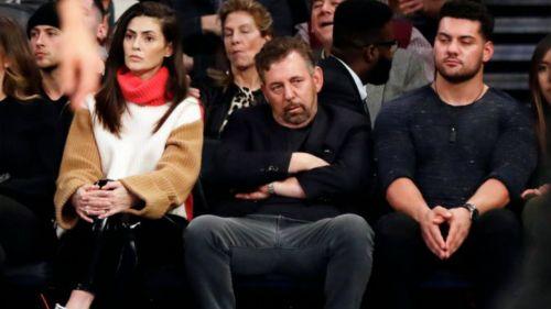 Dueño de los Nueva York Knicks dio positivo a coronavirus
