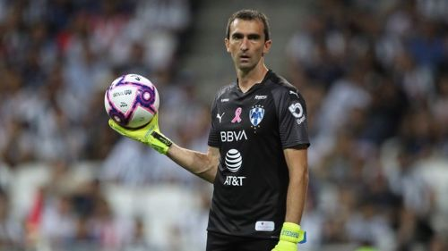 Rayados oficializó la salida de Marcelo Barovero