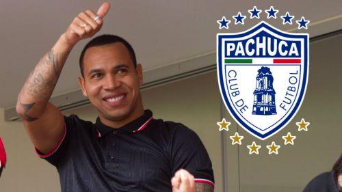 Pachuca: Felipe Pardo es oficialmente jugador de los Tuzos