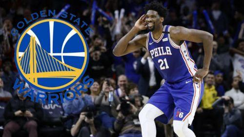 NBA: Golden State Warriors buscarían fichar a Joel Embiid