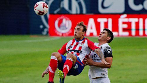 Liga MX: Atlético de San Luis y Atlas dividieron puntos en cierre de Jornada 3