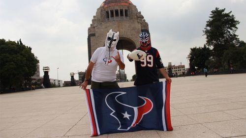 Pepe Garza y Jericho Reyna en México