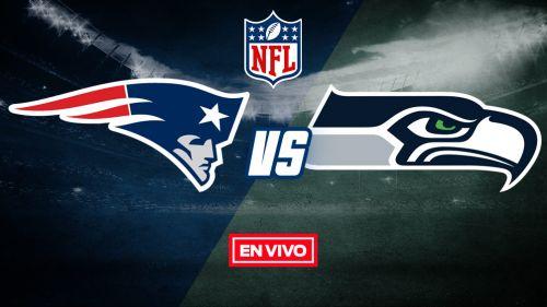 EN VIVO Y EN DIRECTO: Patriots vs Seahawks 2020 Semana 2