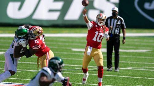 San Francisco vs Jets