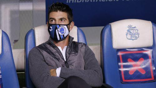 Querétaro: Alex Diego terminó 'caliente' por el empate ante Puebla
