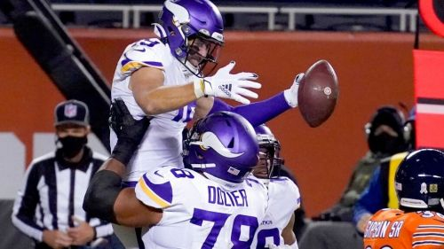 Vikings derrotó a Chicago
