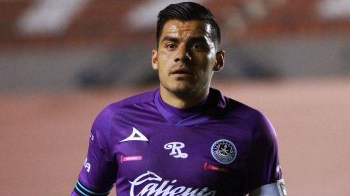 Aldo Rocha en partido con Mazatlán FC