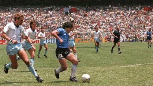 Diego Armando Maradona: Los cinco mejores goles en la carrera del Pelusa