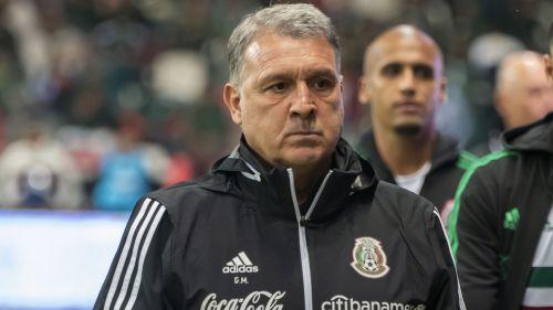 Tata Martino previo a un duelo de la Selección Mexicana