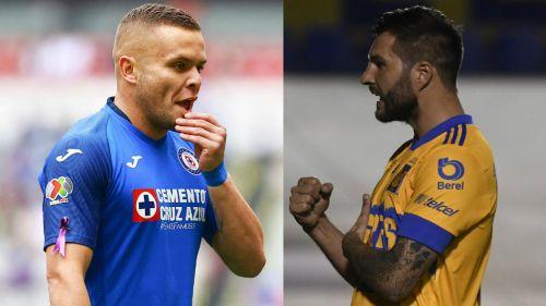 Cruz Azul vs Tigres: Un duelo de 'killers' entre Gignac y Jonathan Rodríguez