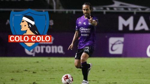 Valdivia volverá a jugar con Colo Colo