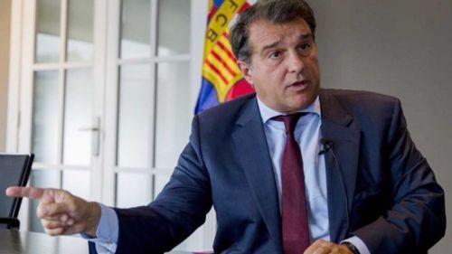 Joan Laporta busca volver a la presidencia del Barca