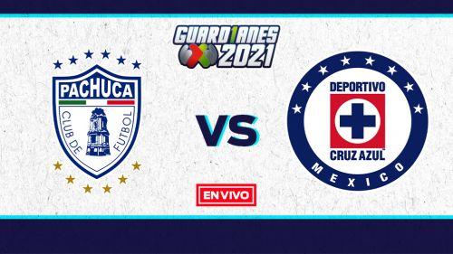 EN VIVO Y EN DIRECTO: Pachuca vs Cruz Azul