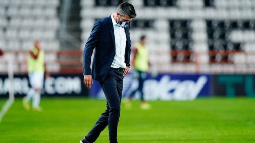 Paulo Pezzolano, entrenador de los Tuzos