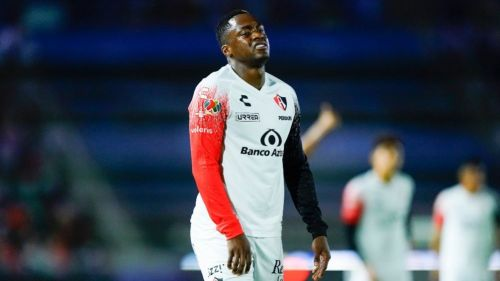 Renato Ibarra en lamento con Atlas vs Mazatlán
