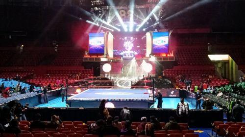 Función de CMLL fue interrumpida por fuerte sismo