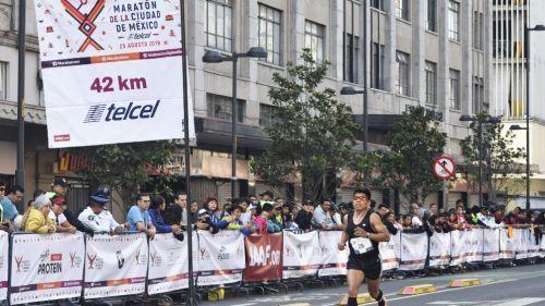Maratón Ciudad de México volverá para 2021 después de ausencia por covid-19
