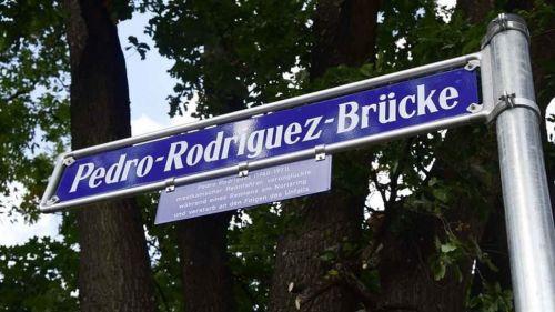 F1: Puente donde murió Pedro Rodríguez en Núremberg, Alemania, llevará su nombre