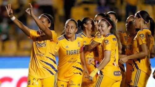 Tigres Femenil, líder del torneo
