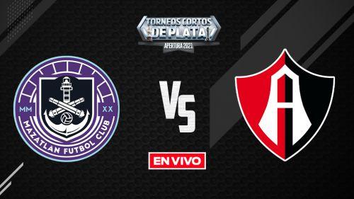 EN VIVO Y EN DIRECTO: Mazatlán vs Atlas Liga MX Apertura 2021 J13