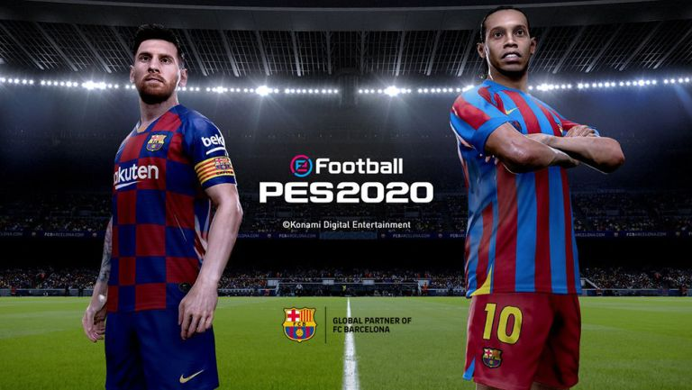 Messi y Ronaldinho serán las principales figuras del juego