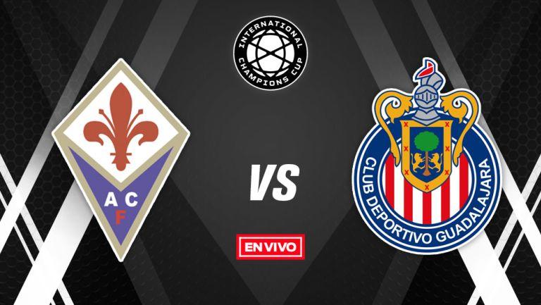 EN VIVO: Fiorentina vs Chivas