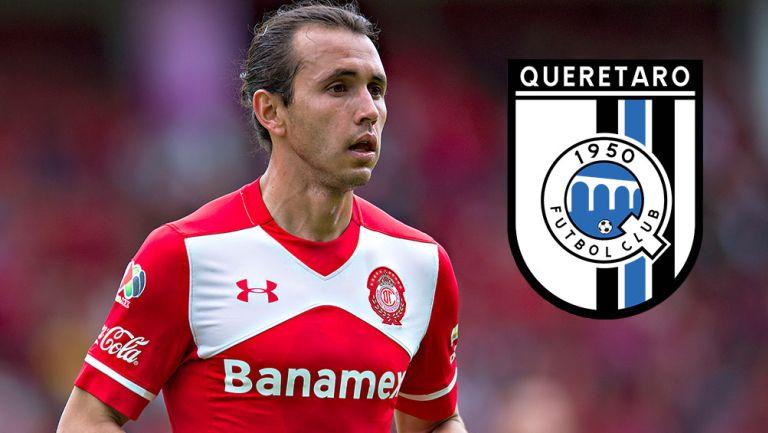 Omar Arellano regresa al futbol mexicano y firmó con Querétaro
