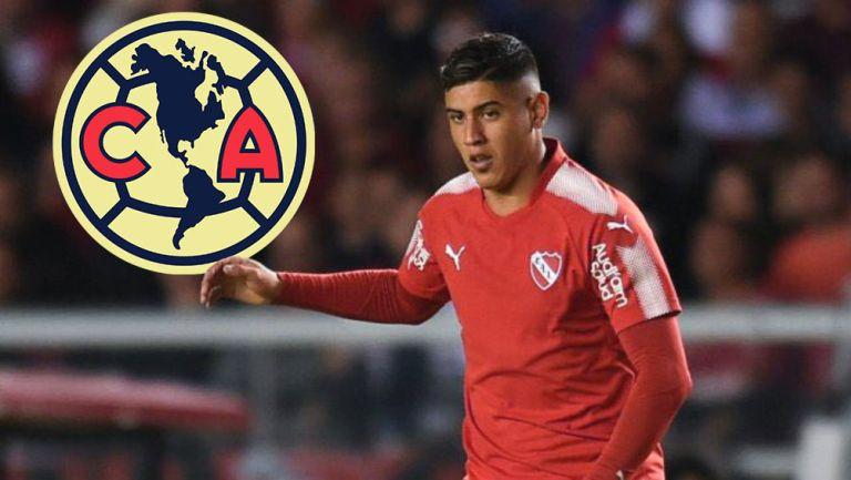 Independiente espera oferta de América por Alan Franco... pero ¡quieren 20 MDD!