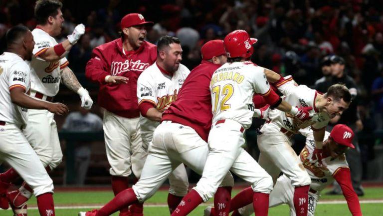 Los Pingos festejan el agónico triunfo sobre Tigres