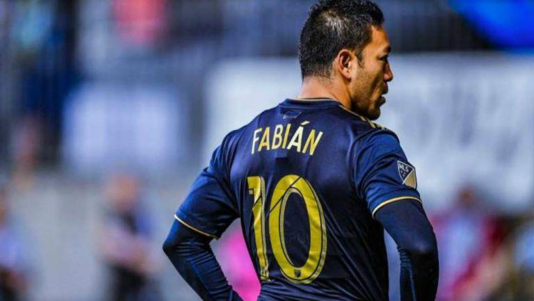 Marco Fabián podría abandonar la MLS