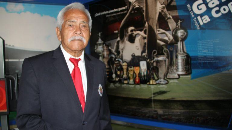 José 'Jamaicón' Villegas Tavares, exjugador de Chivas