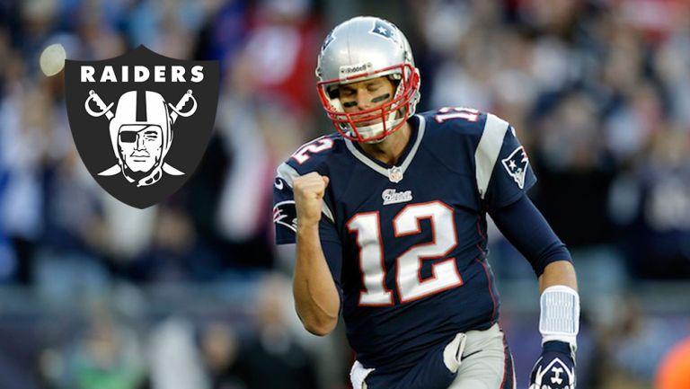 Raiders buscaría firmar a Tom Brady