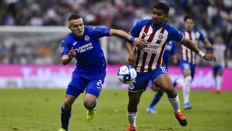 Chivas vs Cruz Azul Apertura 2019